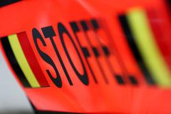 Stoffel Vandoorne, McLaren için pit işareti
