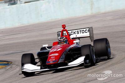 Pruebas en Homestead-Miami Speedway