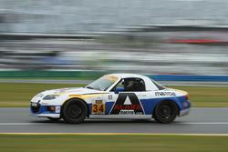 #34 Alara Racing Mazda MX-5: Крістіан Сімчак, Джастін Піссайтелл