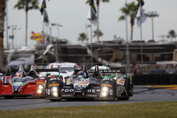 Джони Моулем, Брайан Адлер и Марк Драмрайт, #20 BAR1 Motorsports Oreca FLM09