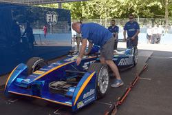 Amlin Andretti Formula E miembros del equipo