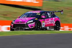 #54 MARC Cars Australia, Focus V8: Tony Alford, Mark Griffith, Beric Lynton