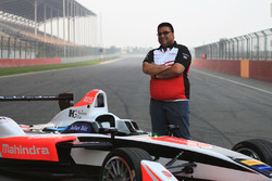 Dilbagh Gill, teambaas van Mahindra Racing