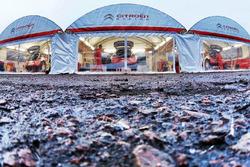 Teambereich: Citroën World Rally Team