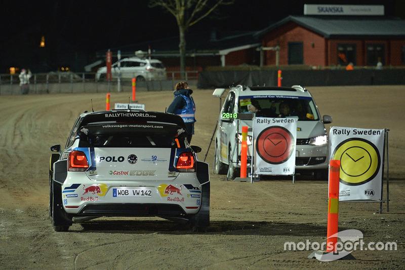 Себастьян Ож'є, Жульен Інграссіа, Volkswagen Polo WRC, Volkswagen Motorsport