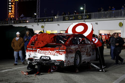 De auto van Kyle Larson, Chip Ganassi Racing Chevrolet