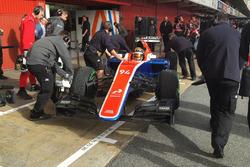 Pascal Wehrlein, Manor MRT05