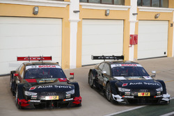 Audi RS 5 DTM Testfahrzeuge