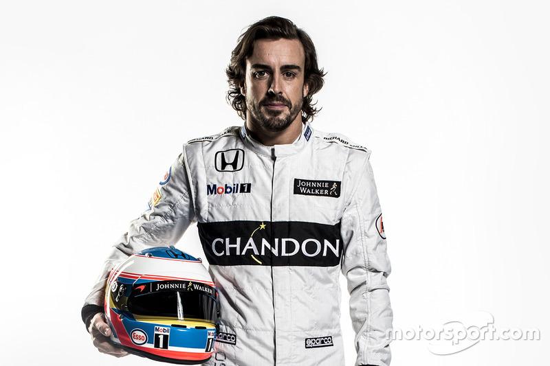 Фернандо Алонсо, McLaren (2016)