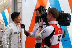 Rio Haryanto, Manor Racing con Ted Kravitz