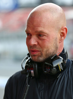 Jan Magnussen, padre de Kevin Magnussen, Renault Sport F1 Team