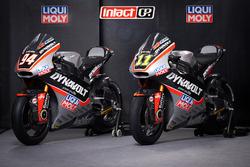 Die Motorräder von Jonas Folger, Sandro Cortese, IntactGP