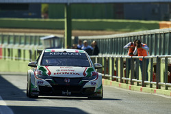 Norbert Michelisz, Honda Racing Team JAS Honda Civic WTCC