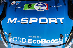 Ford Fiesta M-Sport detail