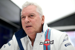 Pat Symonds, Williams F1 Team, director técnico