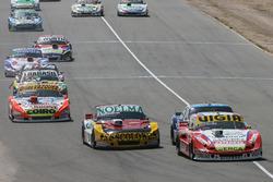 Хуан-Мануель Сілва, Catalan Magni Motorsport Ford, Ніколас Бонеллі, Bonelli Competicion Ford, Ліонель Угальде, Ugalde Competicion Ford