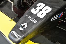 MGR Motorsport nose detail
