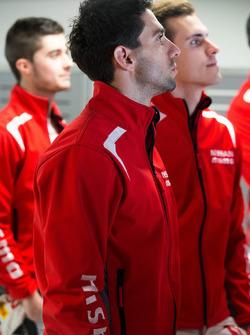 Matt Simmons, Nissan GT Academy Team RJN