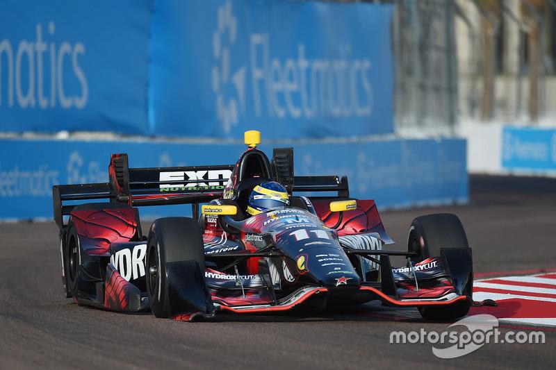 #11: Sebastien Bourdais (KV-Chevrolet)