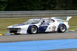 #10 BMW M1 1979: Gilles Gibier