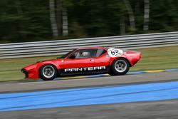 ##69 De Tomaso Pantera Gr. 4 1973: Jean-Charles Faulx, Didier Grandjean