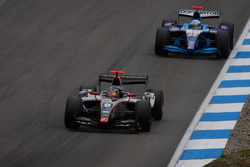 Jerome D'Ambrosio leads Andreas Zuber