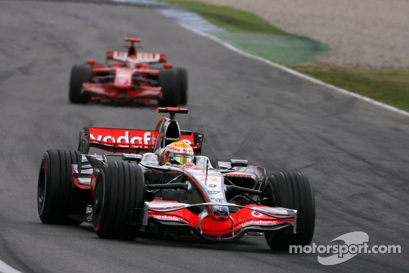 2008 (Hockenheim): Lewis Hamilton (McLaren-Mercedes MP4-23)