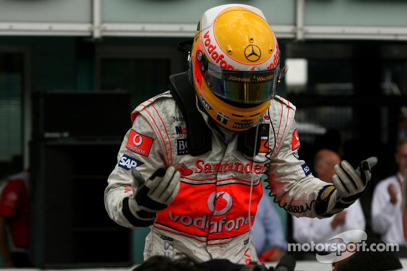 8- Gran Premio de Alemania 2008, McLaren