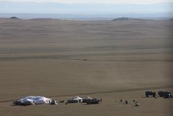 Camp in Bayankhor