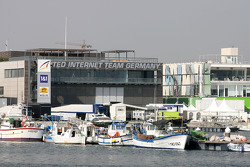 Harbour atmosphere