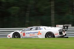 #8 IPB Spartak Racing Lamborghini Murcielago: Peter Kox, Roman Rusinov, Jan Lammers, Tomas Enge