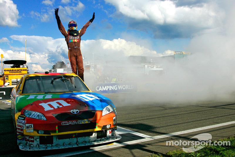 2008: Watkins Glen: Kyle Busch (Gibbs-Toyota)