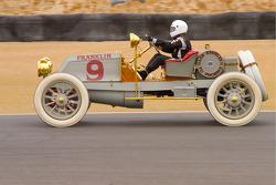 Dick DeLuna, 1912 Franklin Model D