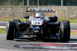 Niall Breen, Manor Dallara-Mercedes