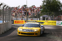 #5 Phoenix Racing Corvette C6R: Marcel Fassler, Jean-Denis Deletraz