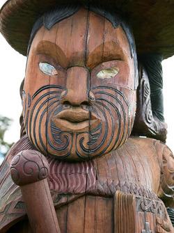 A Kiwi monument