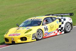 #96 Virgo Motorsport Ferrari F430 GT: Jaime Melo, Robert Bell