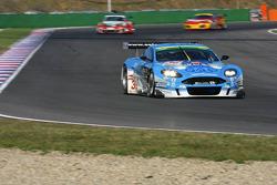 #36 Jetalliance Racing Aston Martin DB9: Lukas Lichtner-Hoyer, Alex Müller