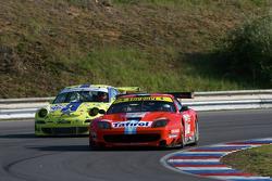#37 ACA Argentina Ferrari 550 Maranello: Эстебан Туэро, Мартин Бассо