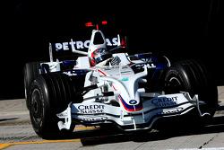 Marco Asmer, Test Driver, BMW Sauber F1 Team, F1.08