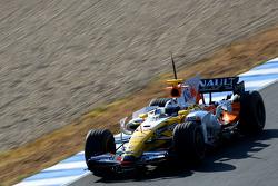 Lucas di Grassi, Test Driver, Renault F1 Team, R28