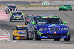 #79 Kinetic Motorsports BMW M3 Coupe: Nic Jonsson, Glen Bocchino