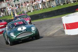 Tourist Trophy race action