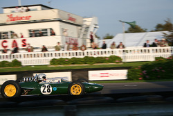 Glover trophy race: Rob Lamplough - Lotus climax 33