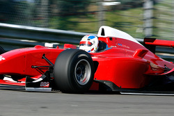 Karl-Heinz Becker (D) Becker Motorsport, WS Dallara Nissan 3.4 V6