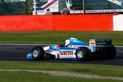 Pace lap: Peter Seldon (GB) Serverwaregroup, F1 Benetton B194 Ford HB 3.5 V8