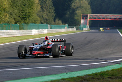 2nd lap at Les Combes: Jens Renstrup (DK) TopSpeed, WS Dallara Renault 3.5 V6