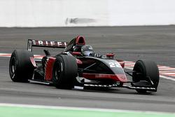 Jens Renstrup (DK) TopSpeed, WS Dallara Renault 3.5 V6
