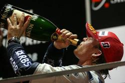 Podium: 2. Nico Rosberg, Williams