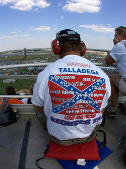 Official Talladega Redneck Fan t-shirt